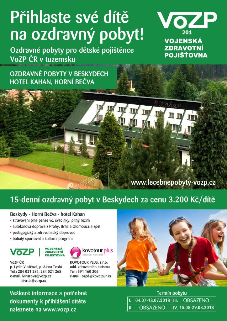 VoZP 2018 Beskydy