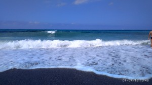 moře vln